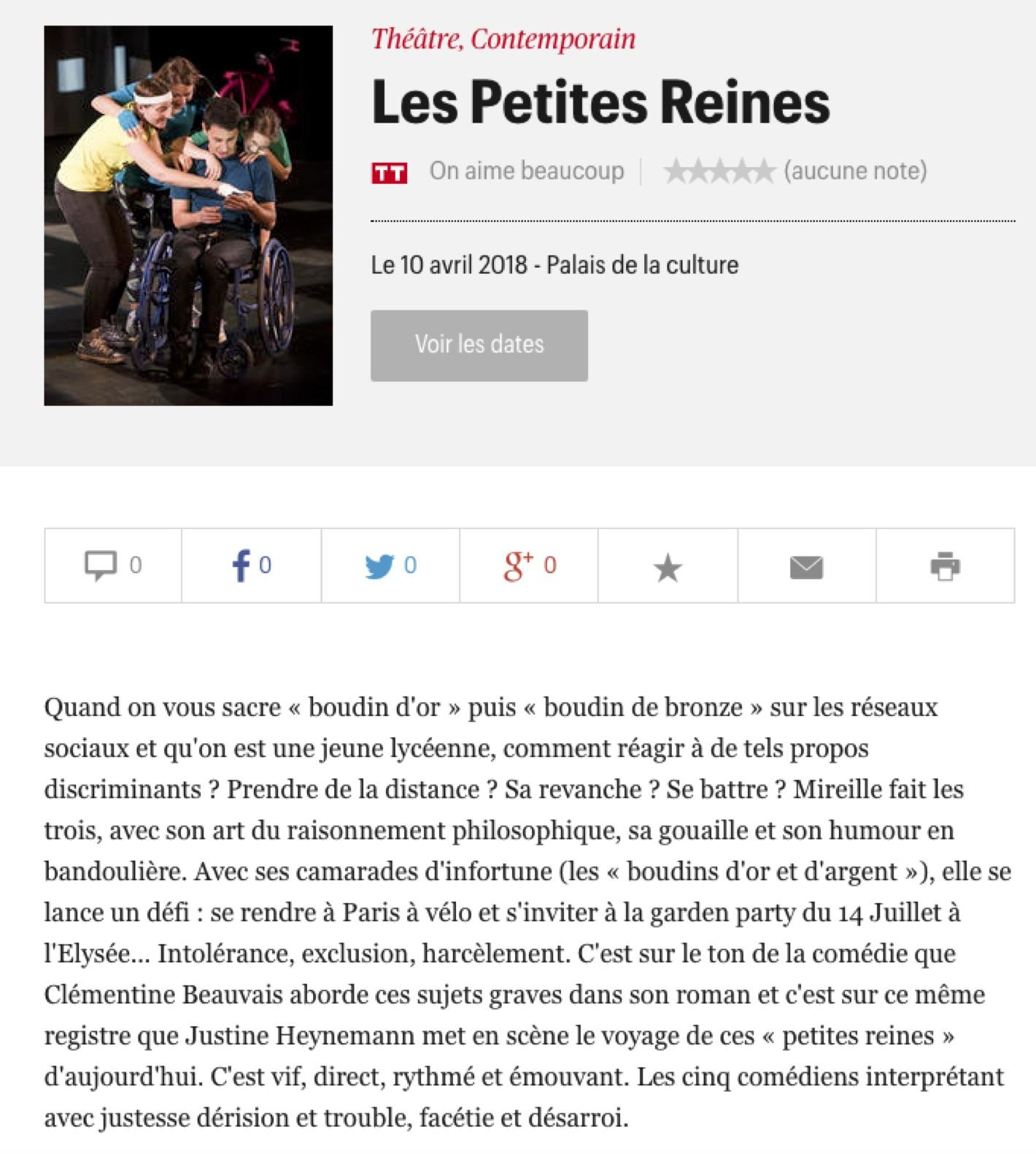 TELERAMA.fr 10.02.18