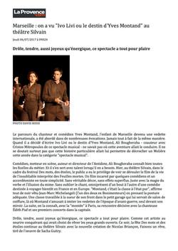La Provence 06.07.17