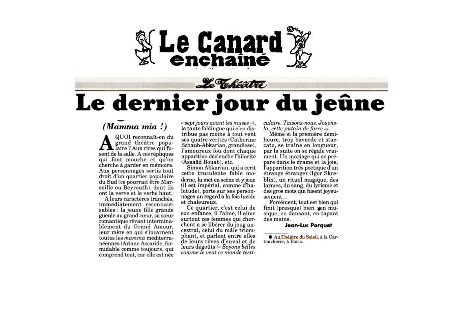 Lecanardenchainé_120918