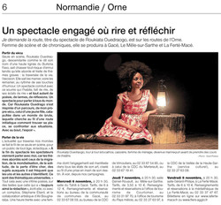 Ouest France 29.10.19