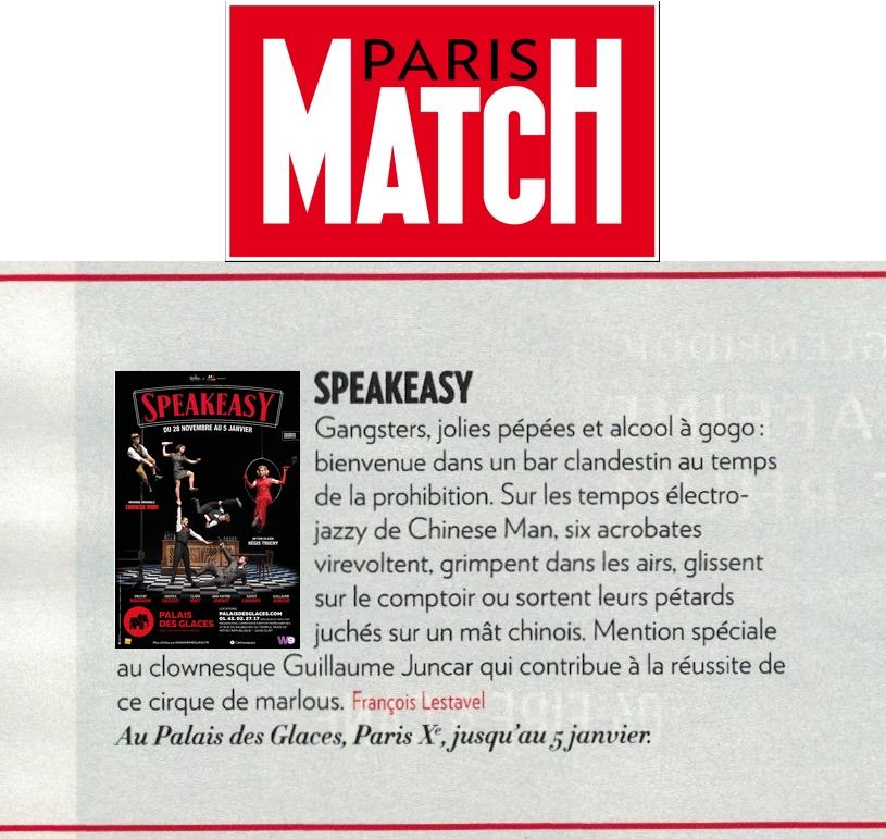 Paris Match 20.12.18