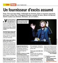 Côté Brest 11.03.15