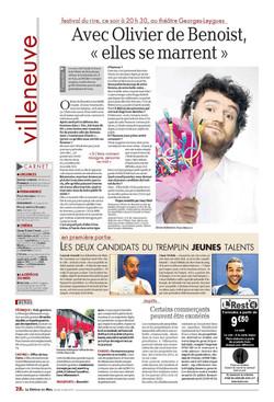 La Depeche du Midi 04.07.15
