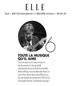ELLE magazine 06.05.19