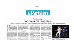 Le Parisien 14.09.17