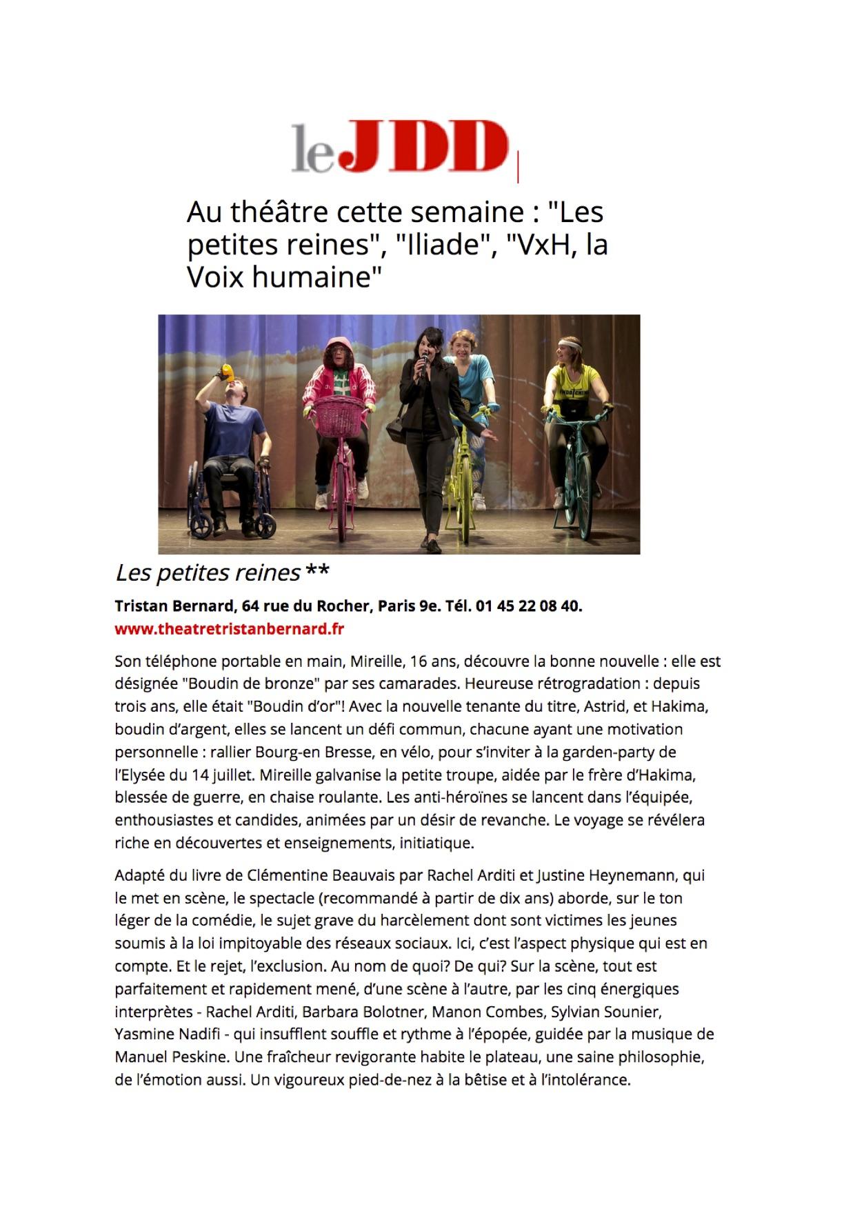 Le JDD 08.06.18