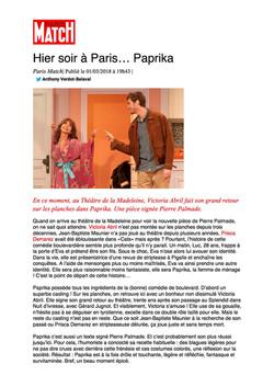 ParisMatch.com 01.03.18