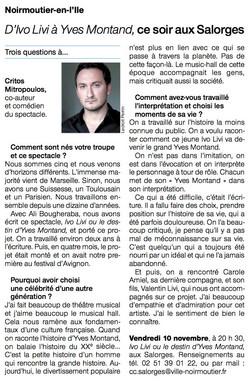 Courrier Vendéen 10.11.17