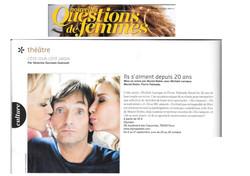 Questions de femmes 29.07.16