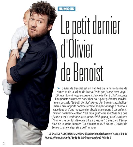 La Gazette de Nîmes 05.12.19