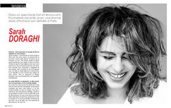 Entracte Magazine mars 18 p1