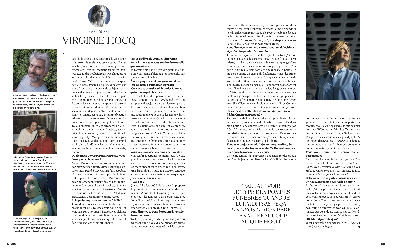 GAEL magazine belge -  Mars 2020 - p5/6