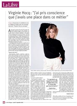 La Libre Belgique 17.09.20