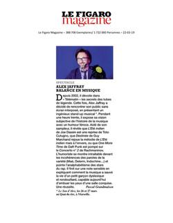 Le Figaro Magazine 22-03-19