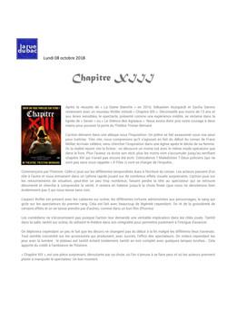 Laruedubac blog 08.10.18