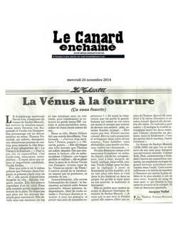 Le Canard Enchaîné 26.11.14