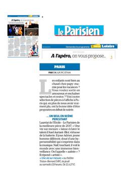 Le Parisien 20.02.18