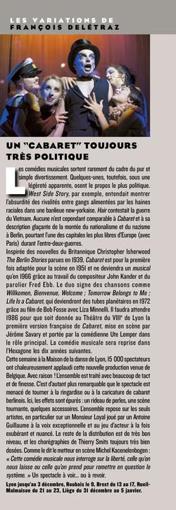 Figaro Mag 01.12.17 CABARET