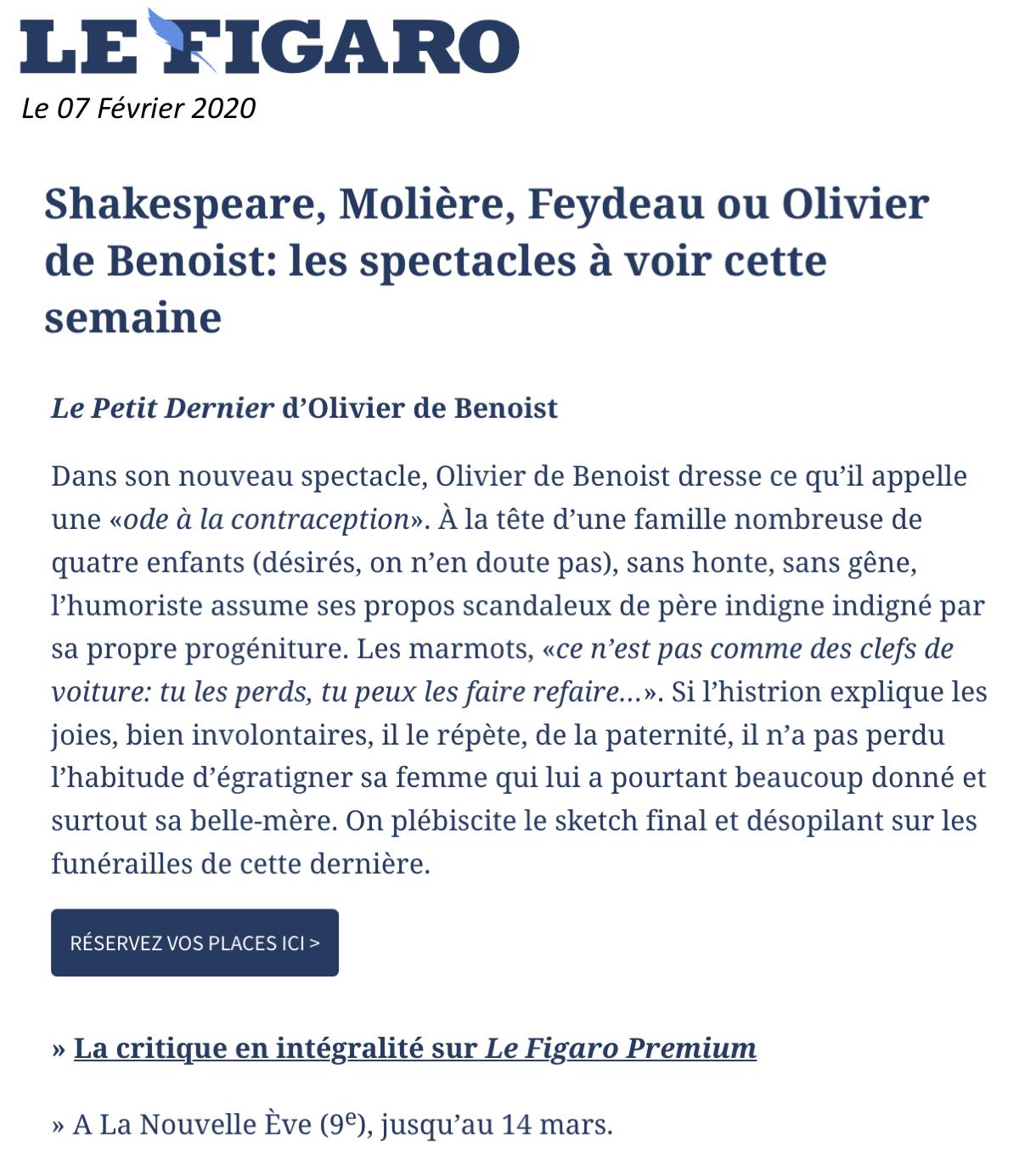 Le Figaro 07.02.20