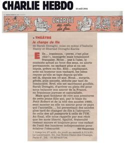 Charlie Hebdo 10.08.16