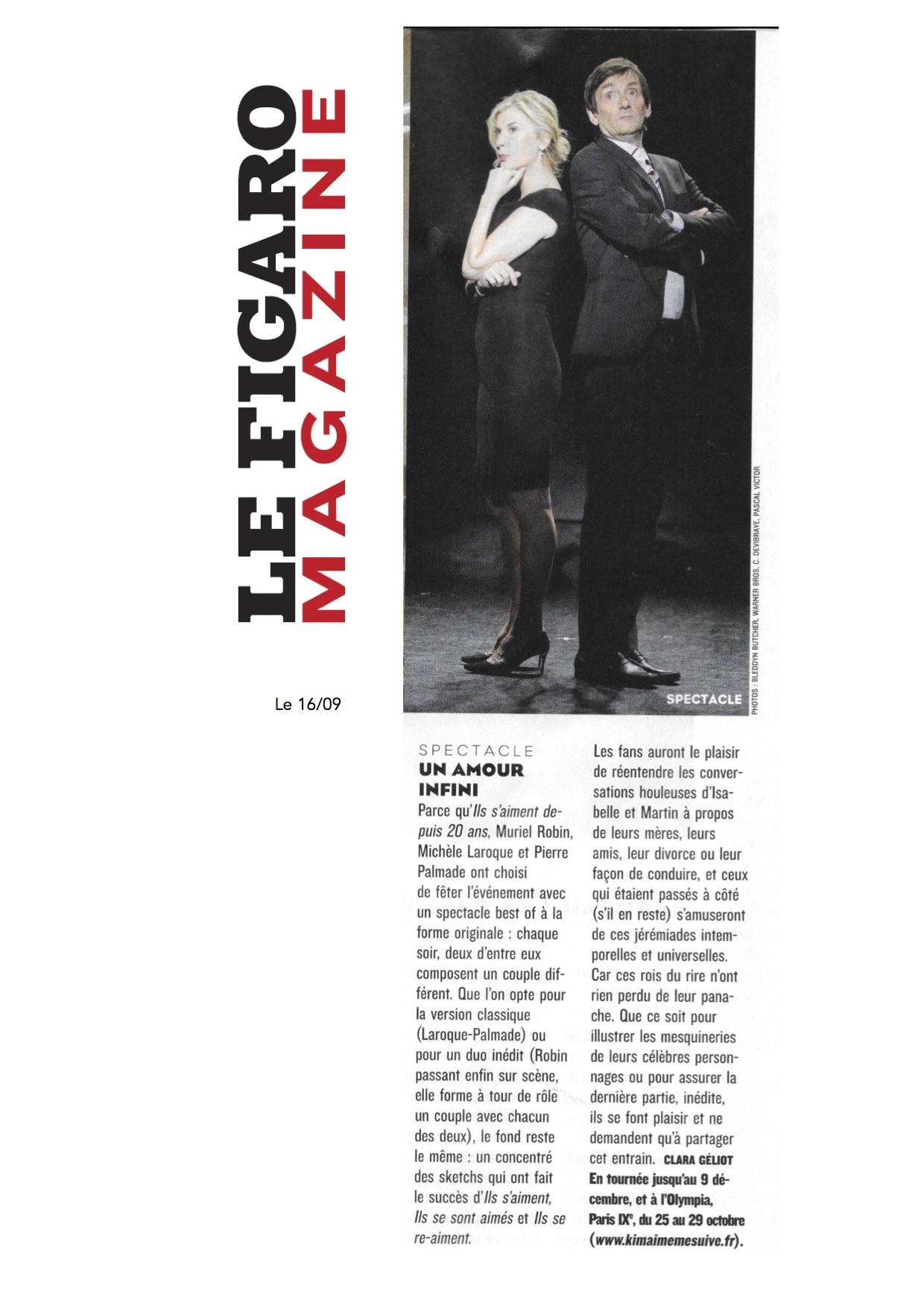 Figaro Magazine 16.09.16
