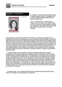 Critique-humoristes blog 18.08.16