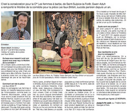 OUEST FRANCE 25.05.16
