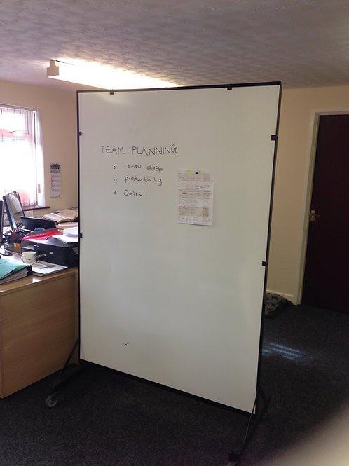 Portable Magnetic Whiteboard