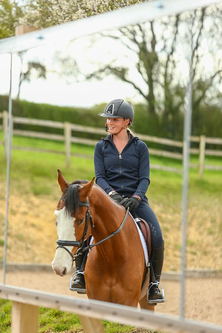 Arena Mirrors for Training - as used by Emily King
