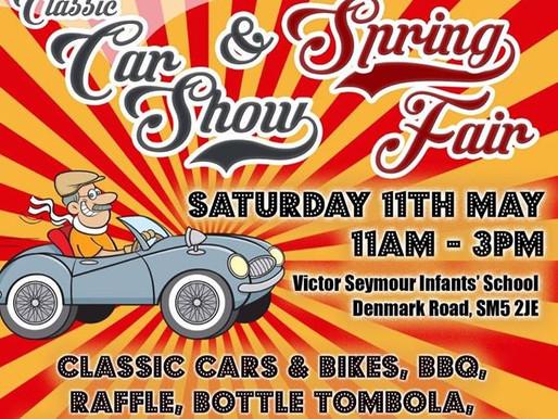 Classic Car & Spring Fair