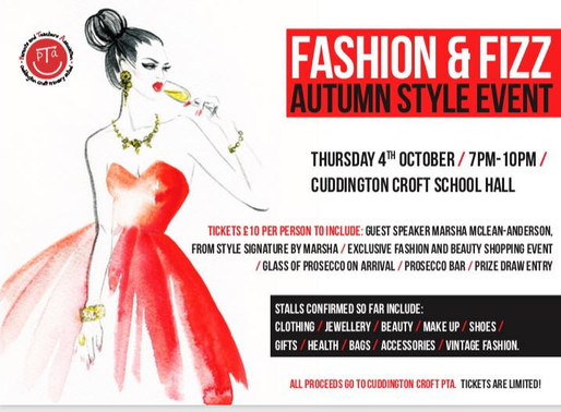 Fashion and Fizz