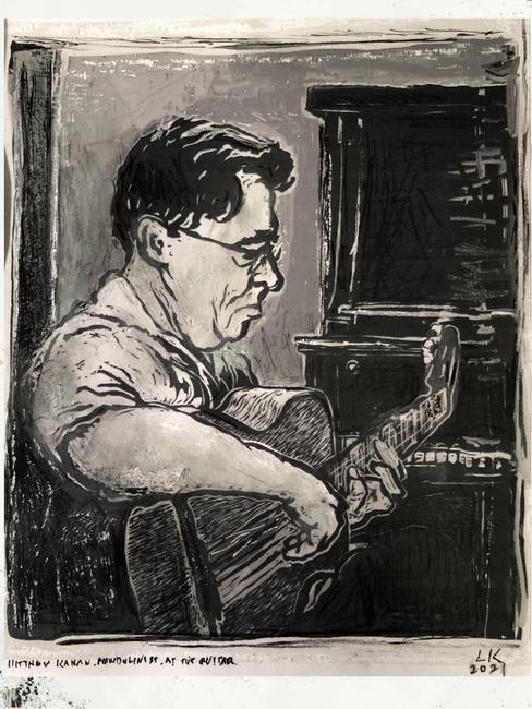 Matthew Kahan, A Mandolinist on the Guitar