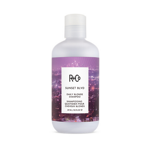R+Co SUNSET BLVD Shampooing pour Blonde