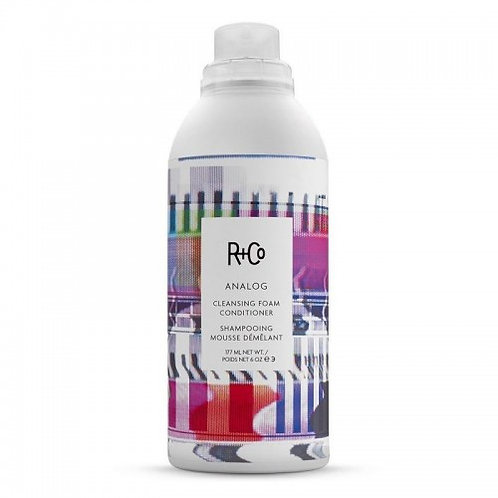 R+Co ANALOGUE Shampooing Mousse Démêlant