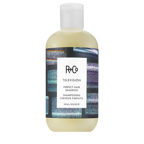 R+Co TELEVISION Shampooing Cheveux Parfaits