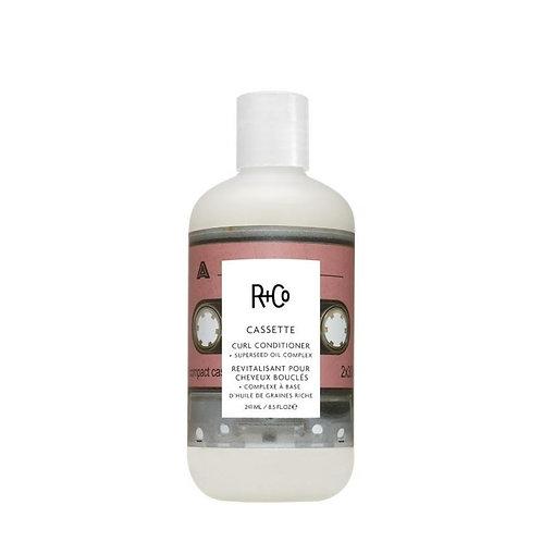 Cassette Après-Shampooing pour Cheveux Bouclés