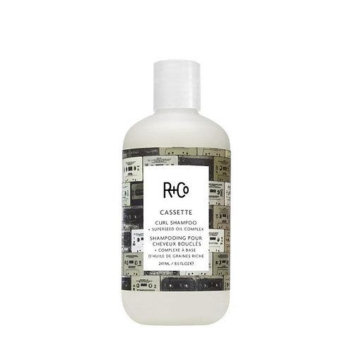Cassette Shampooing pour cheveux bouclés