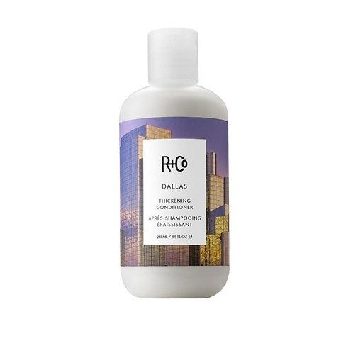 R+Co DALLAS Après-Shampooing Épaississant