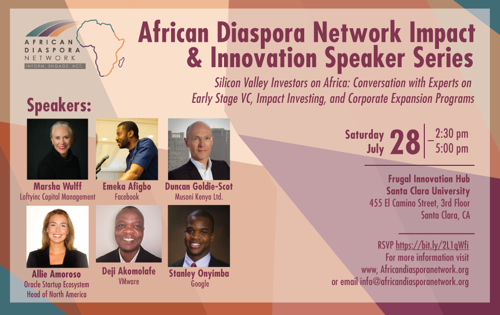 D C    2018 African Impact & Innovation Series
