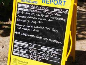 BEACH REPORT