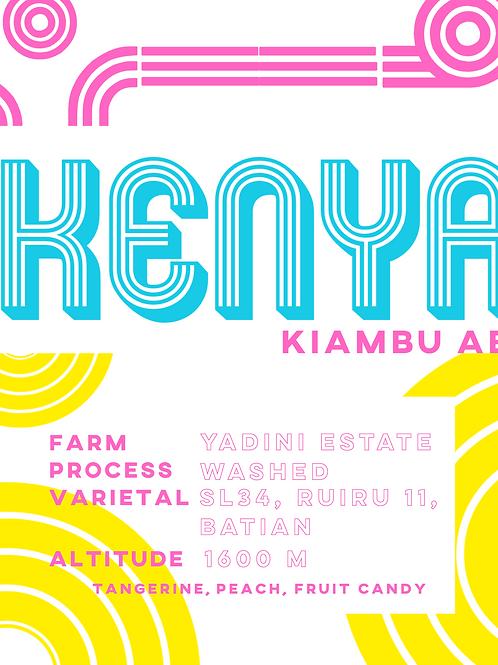 Kenya Kiambu AB