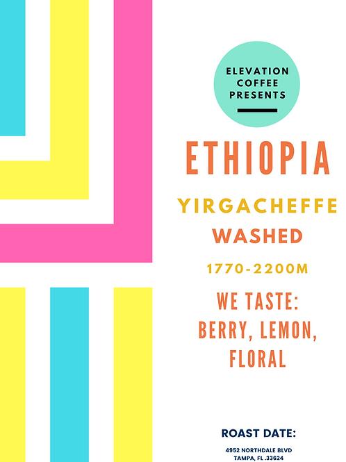 Ethiopia Yirghacheffe