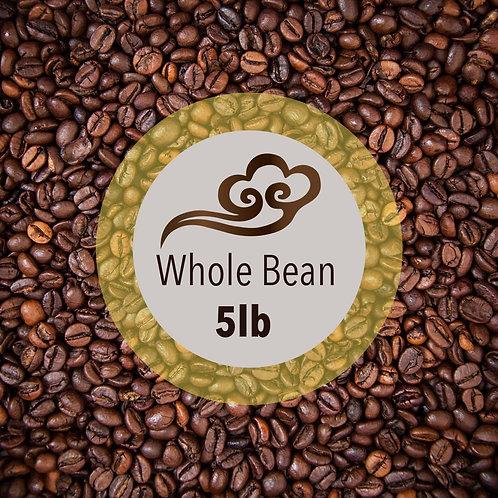 Whole Bean - 5lb