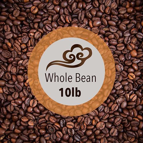 Whole Bean - 10lb