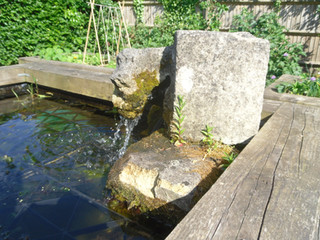 Kidmore End - Water Spout