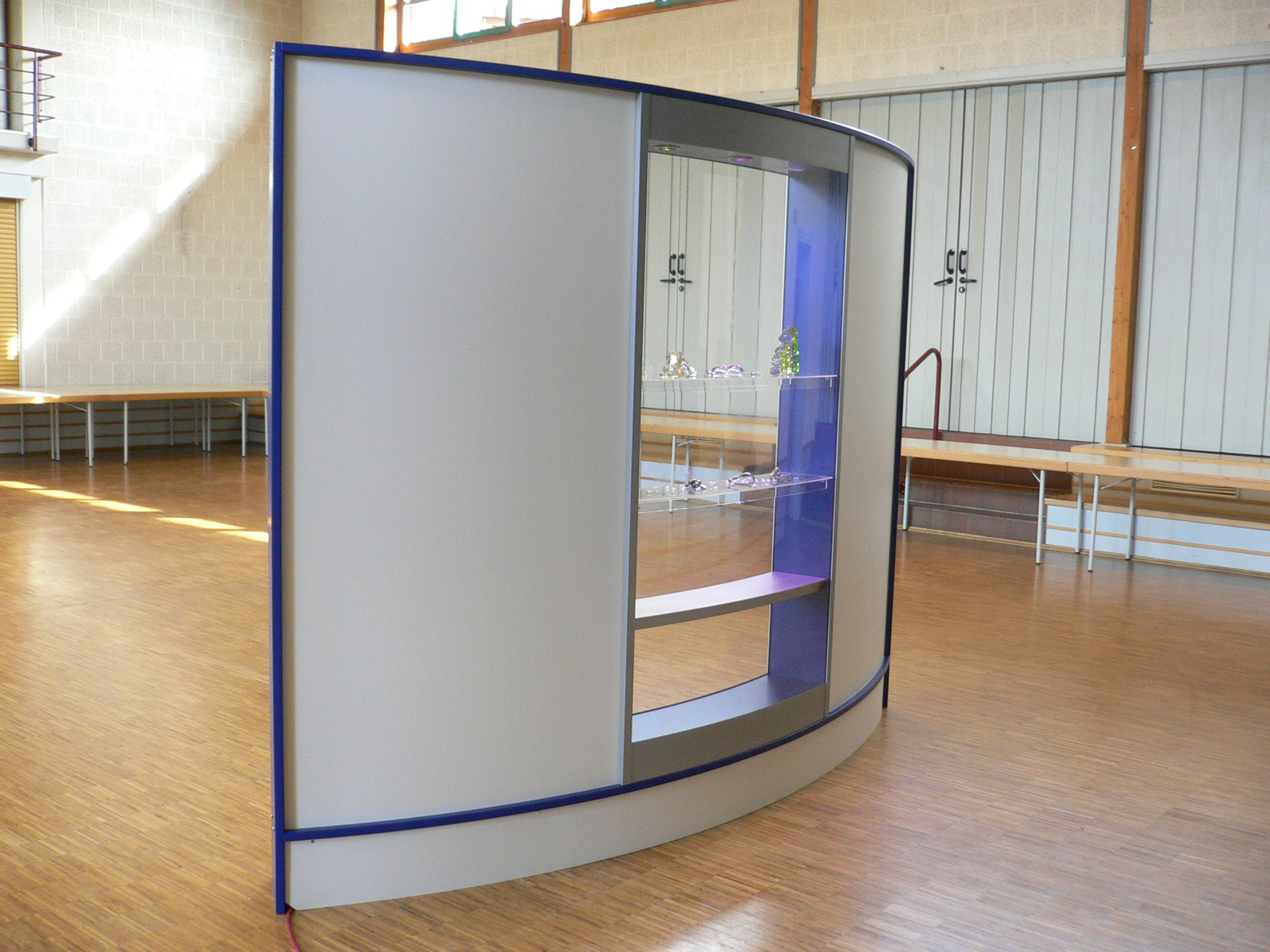 Wave Display Dynamik und Transparens