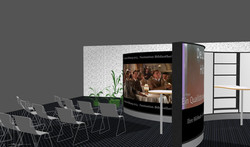 Wave Display immer mit Kino