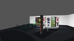 Wave Display Ausstellungstechnik
