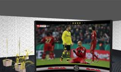 Wave Diplay als Beamerleinwand in HD