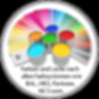 gestalten Sie Stellwände und Raumteiler sowie Messewände oder Paravents mit Farben und Lacken nach allen gängigen Farbsystemen wie RAL, Pantone, HKS NCS uvm.